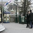 brad pitt angelina jolie maddox zahara carousel071