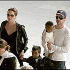 brad angelina airport16