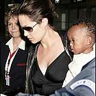 brad angelina airport89