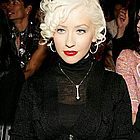 christina aguilera la fashion week26