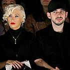 christina aguilera la fashion week30