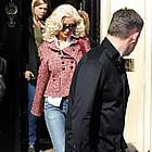 christina aguilera mayfair08