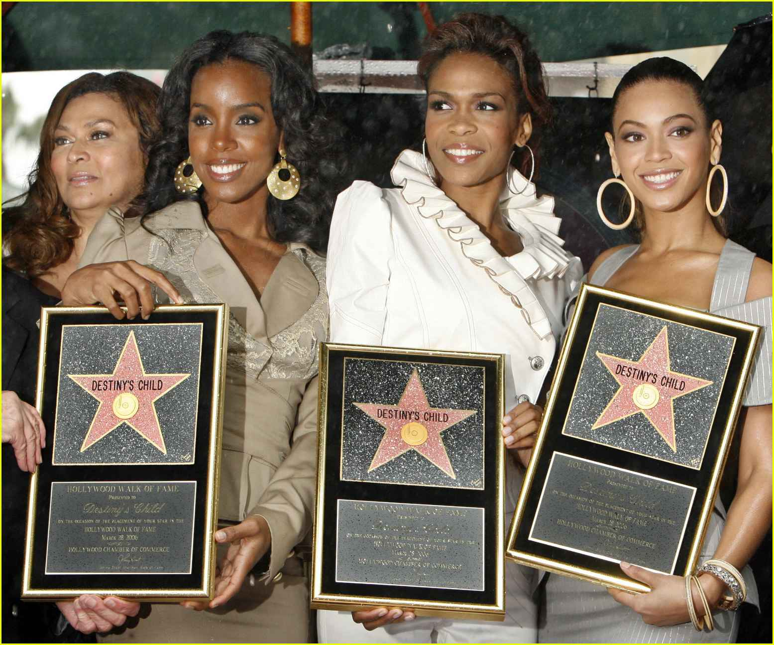 destinys child hollywood star07355851