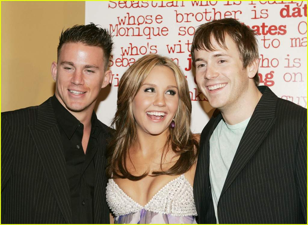 were amanda bynes and channing tatum dating