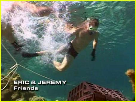 from Kamren amazing race eric and jeremy gay
