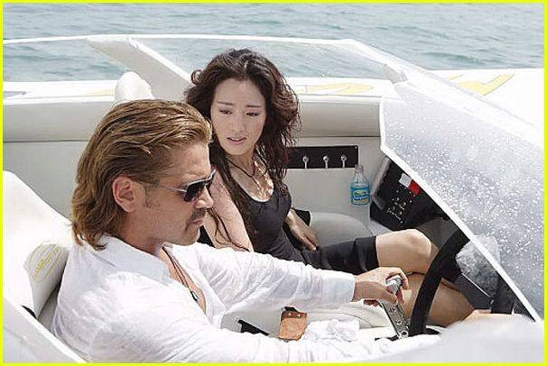 full sized photo of miami vice movie14 photo 220431 just jared. Black Bedroom Furniture Sets. Home Design Ideas