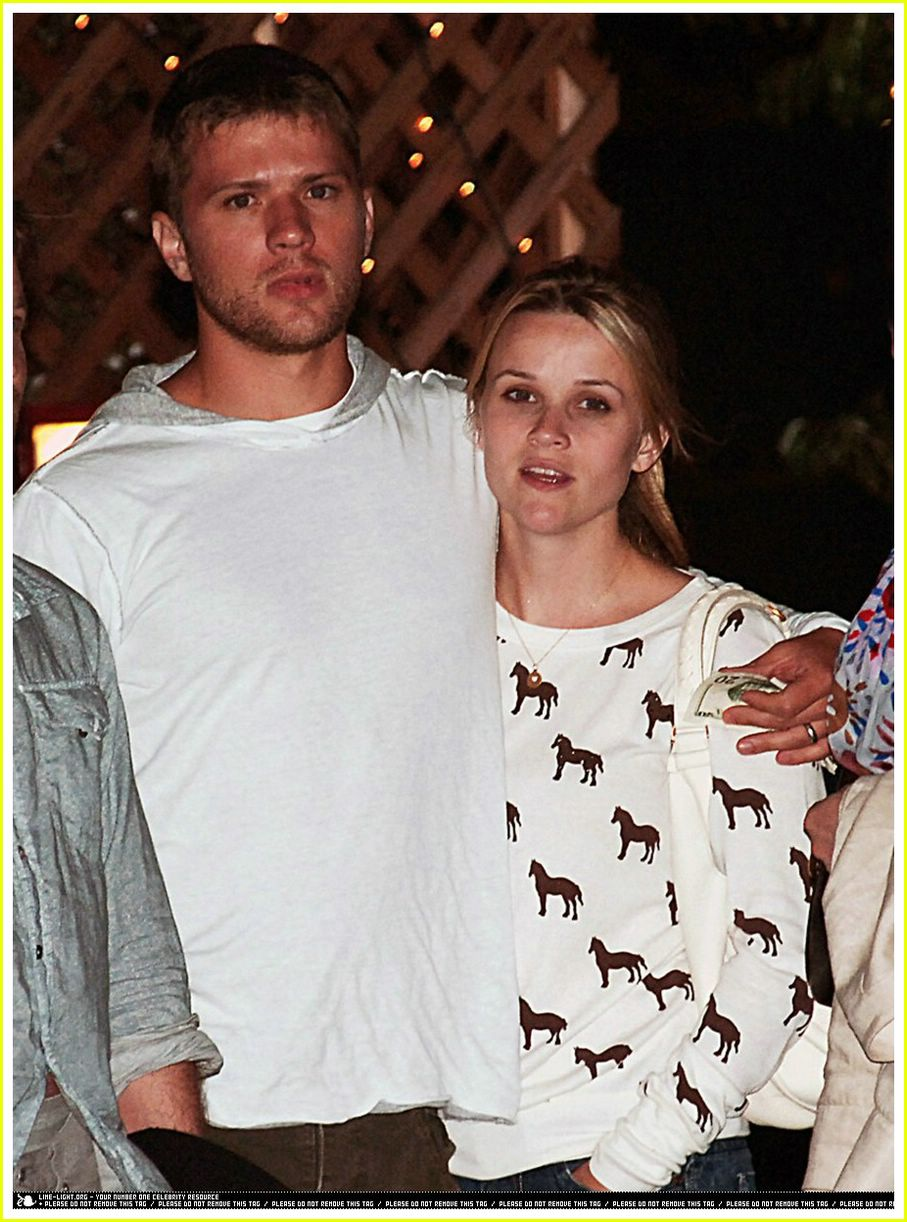 Reese Witherspoon Ryan... Ryan Phillippe Wedding