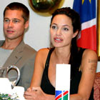 brad angelina press conference07