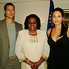 brad angelina press conference09