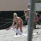 britney spears sean preston beach08