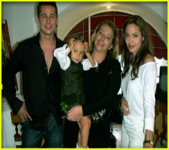 images of Brad And Angelina Press Conference Jolie Pitt Videos