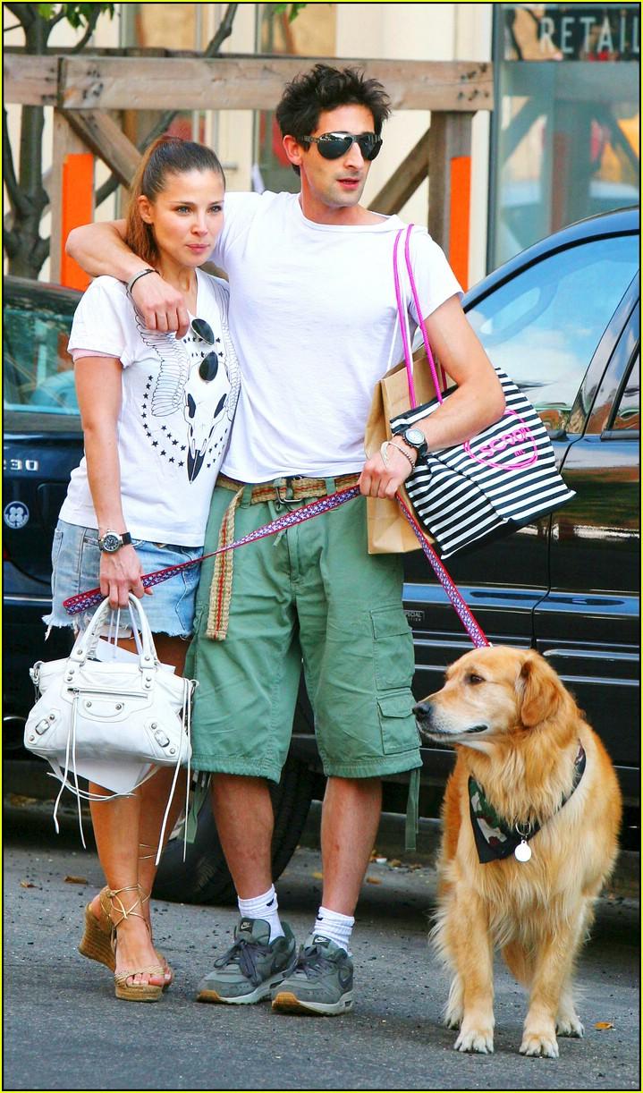 Adrien Brody & Els... Adrien Brody
