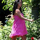 black hair britney spears 01