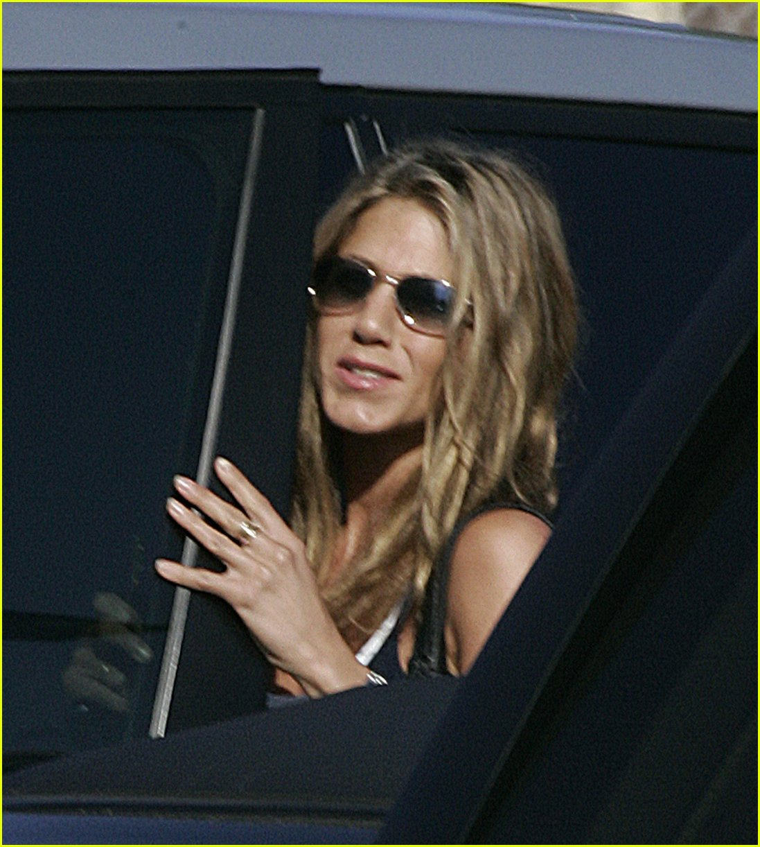 jennifer aniston recording studio 10