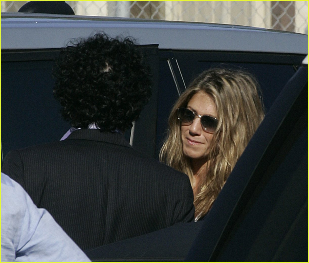 jennifer aniston recording studio 14275801