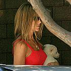jennifer aniston new puppy14