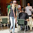 nicole richie head wrap 04