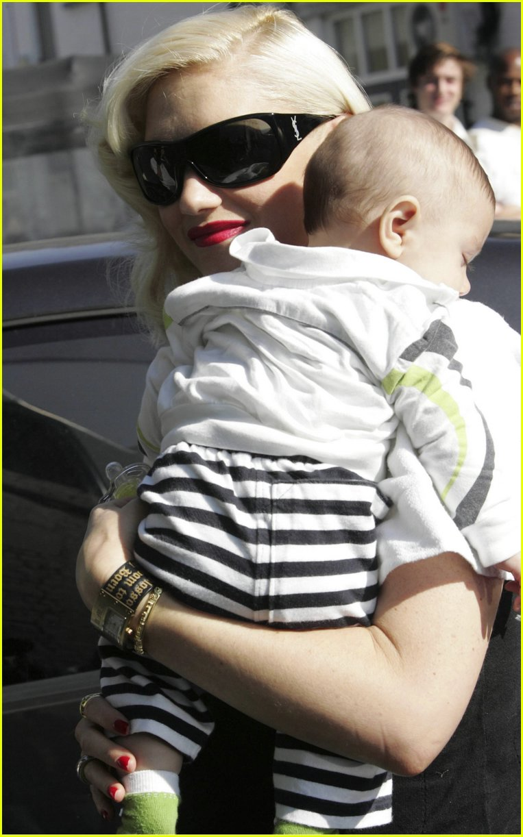 baby kingston rossdale 03