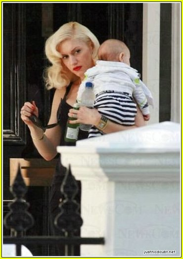 baby kingston rossdale 17