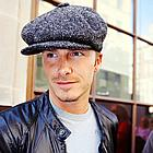 david beckahm newsboy cap 01