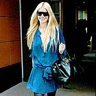 gwyneth paltrow blue kimono 06