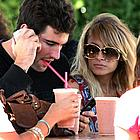 nicole richie brody jenner snuggling 11