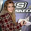 ashlee simpson skechers 14