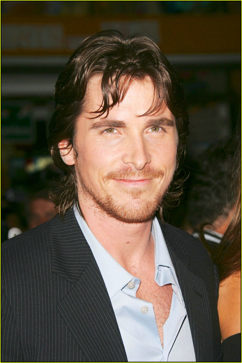 hugh jackman christian bale premiere 08