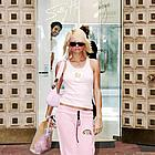 paris hilton short hair 08
