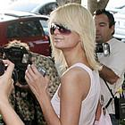 paris hilton short hair 14
