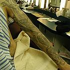 wentworth miller tattoo 15