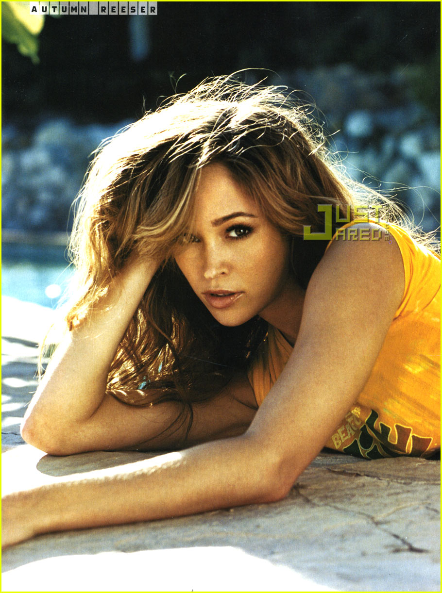 Autumn Reeser just jared
