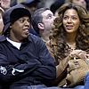 beyonce jay z basketball game 02