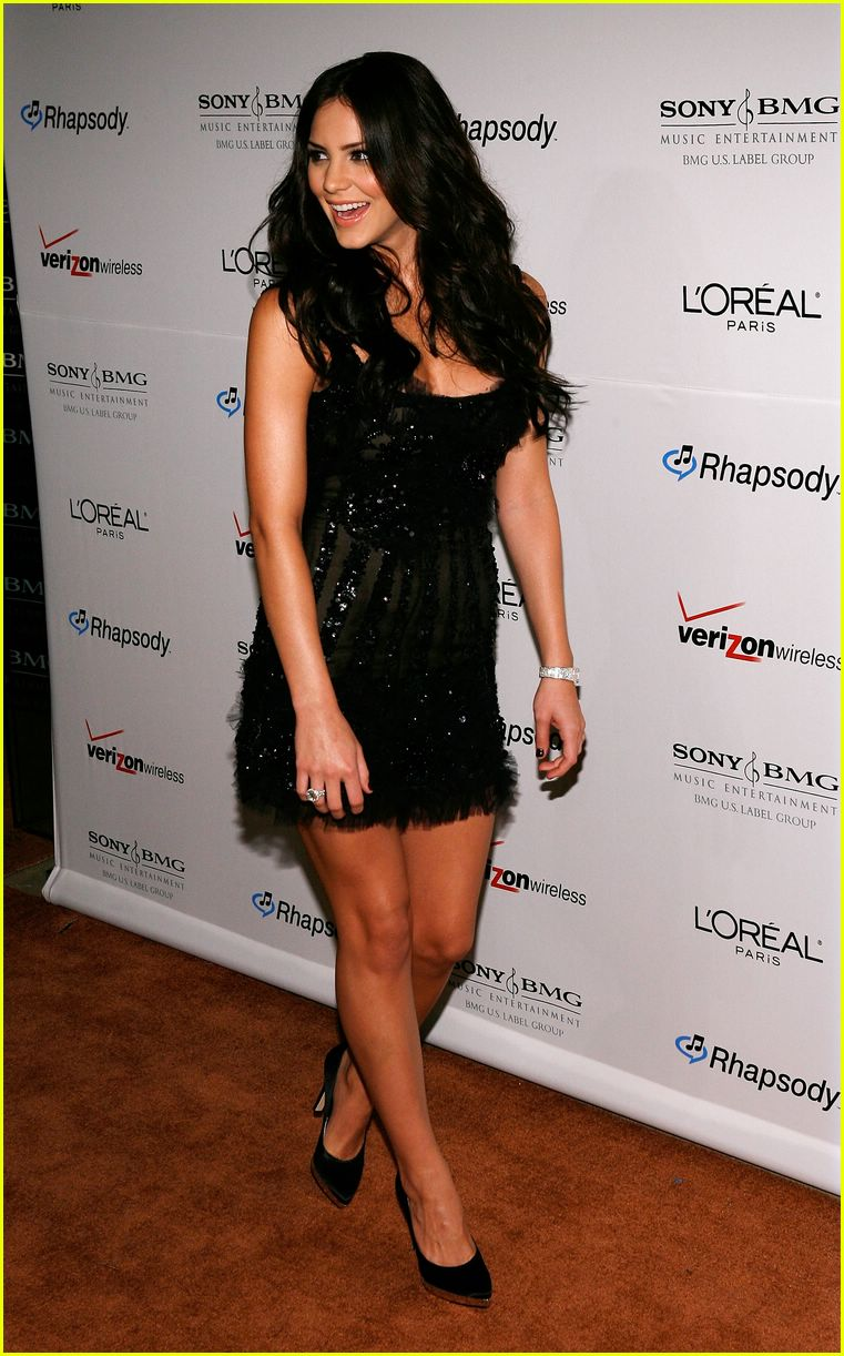 american idols clive davis grammy party 03