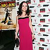 christina ricci magenta dress 04