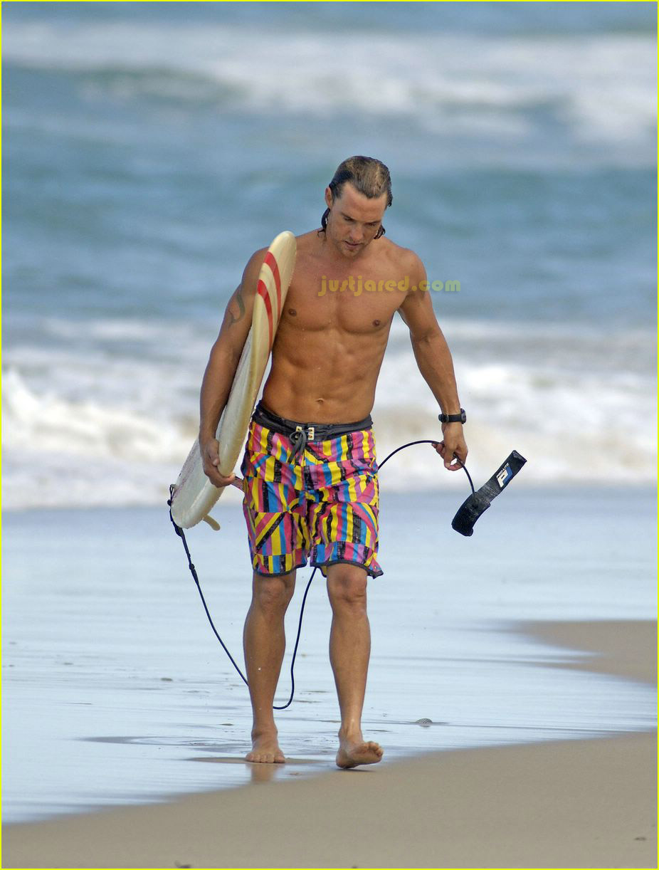 matthew mcconaughey shirtless 08