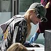 paris hilton airport 03