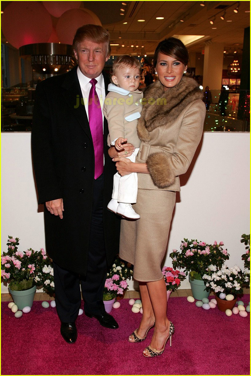Barron Trump 2014 >> Barron Trump 2014 | www.imgkid.com - The Image Kid Has It!