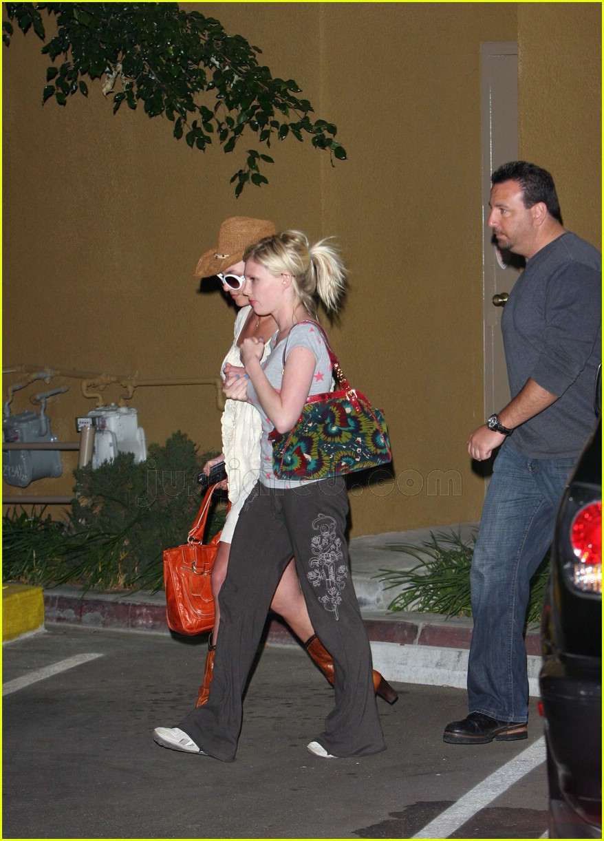 Sighting >> Full Sized Photo of britney spears post rehab 08   Photo 2414434   Just Jared