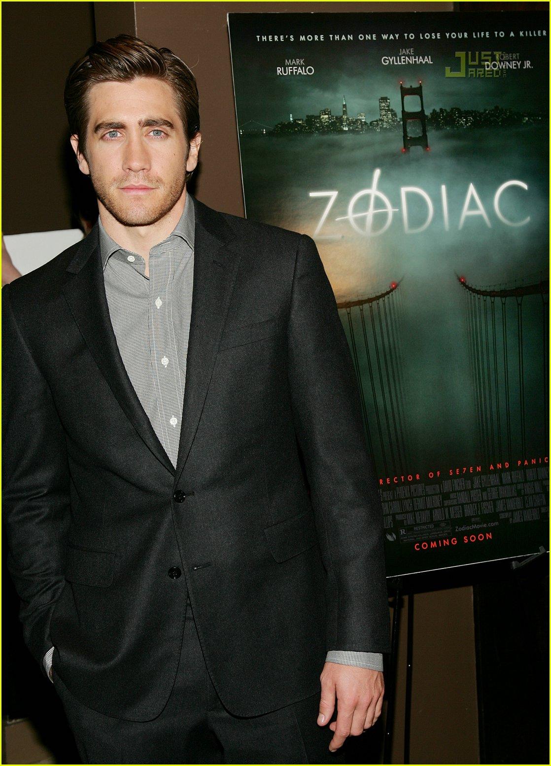 jake gyllenhaal zodiac premiere 032416774