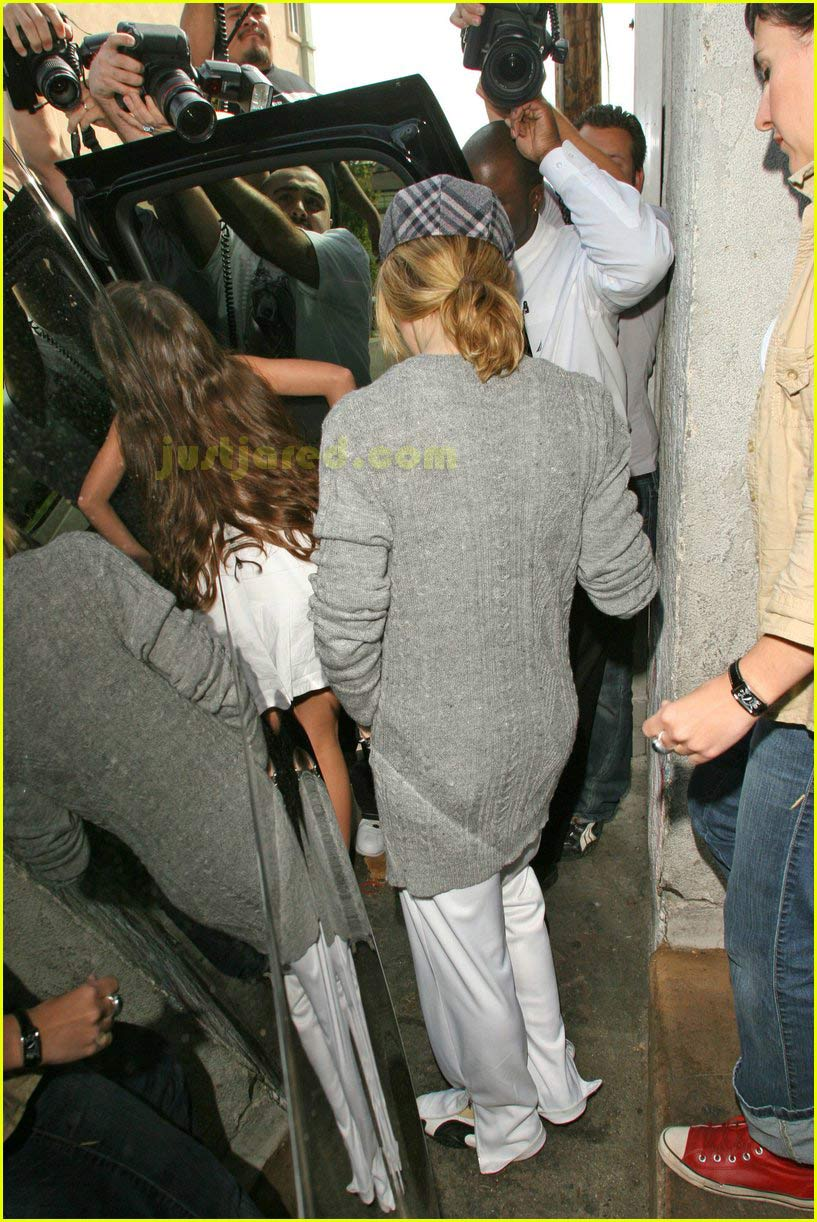 madonna family all white 122416519