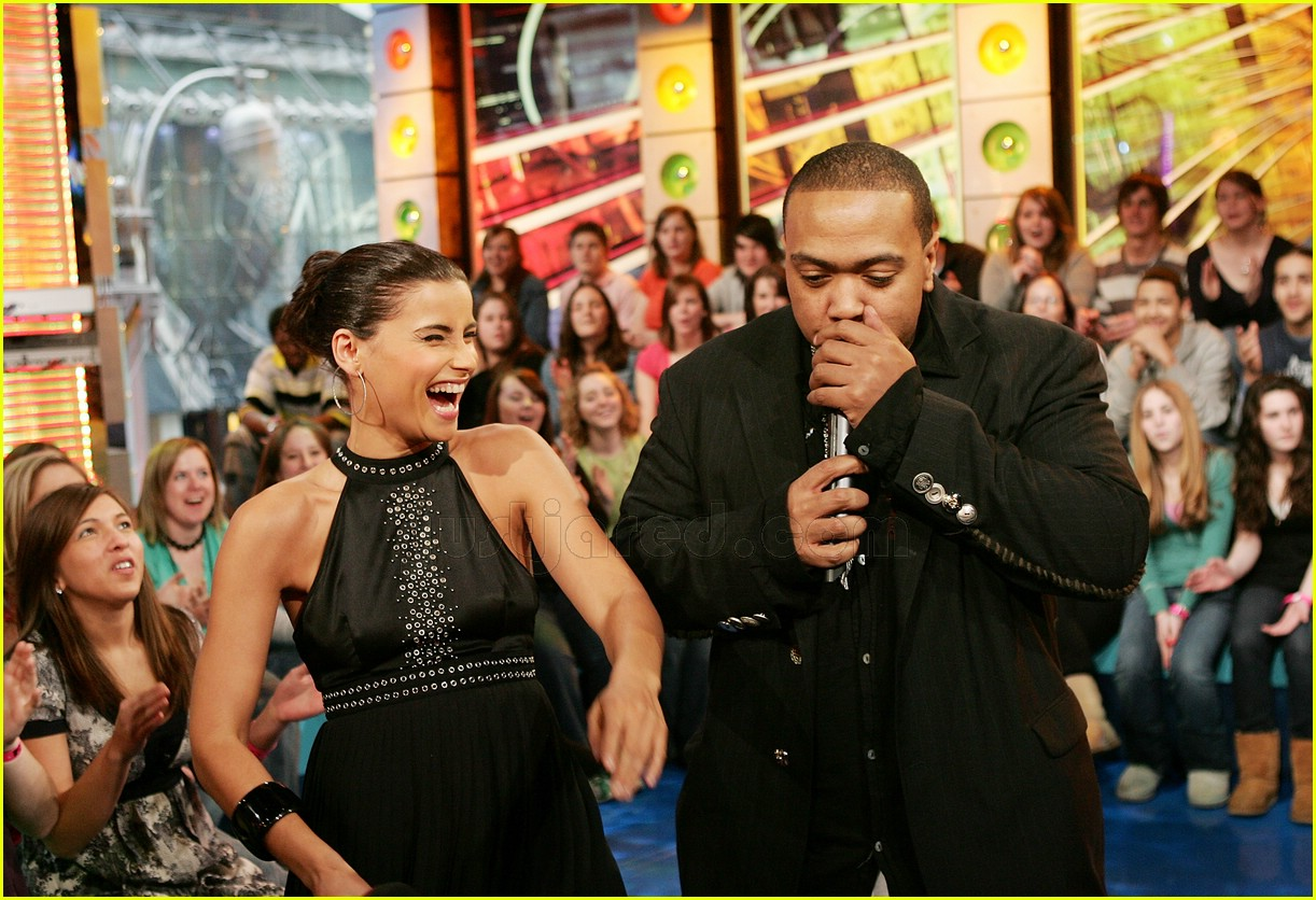 fantastic savings factory outlets 100% quality Nelly Furtado & Timbaland Rock TRL: Photo 2414870 | Nelly ...