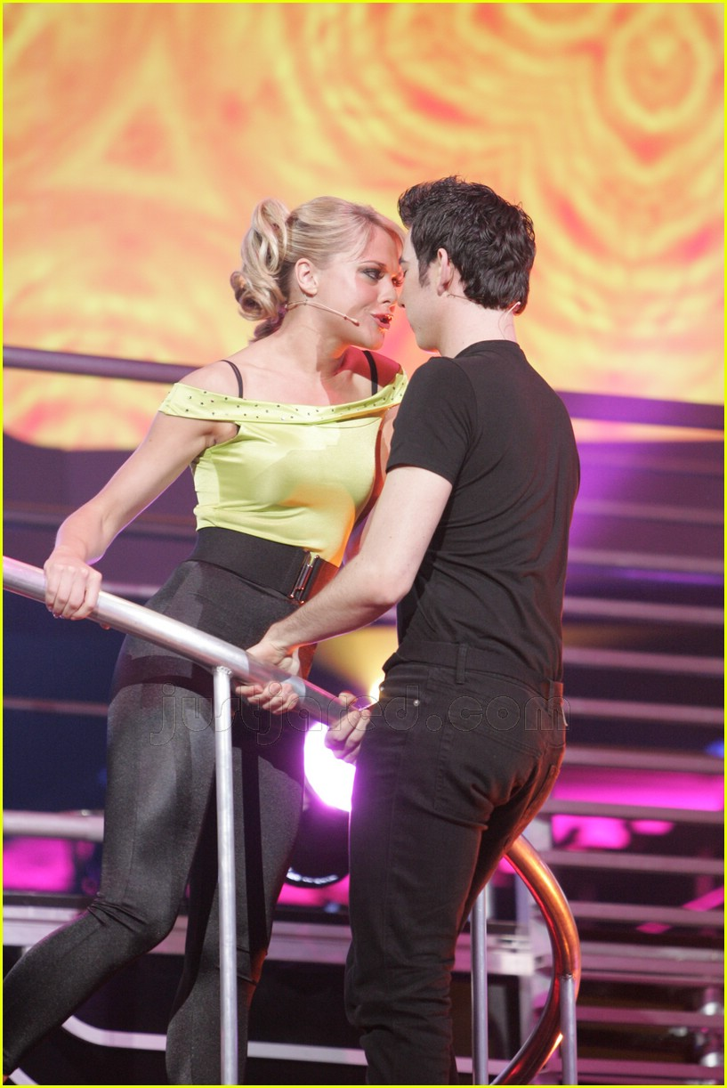 Max & Laura: Broadway's Danny and Sandy: Photo 2135402