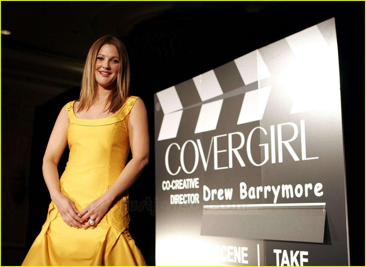 drew barrymore covergirl 12
