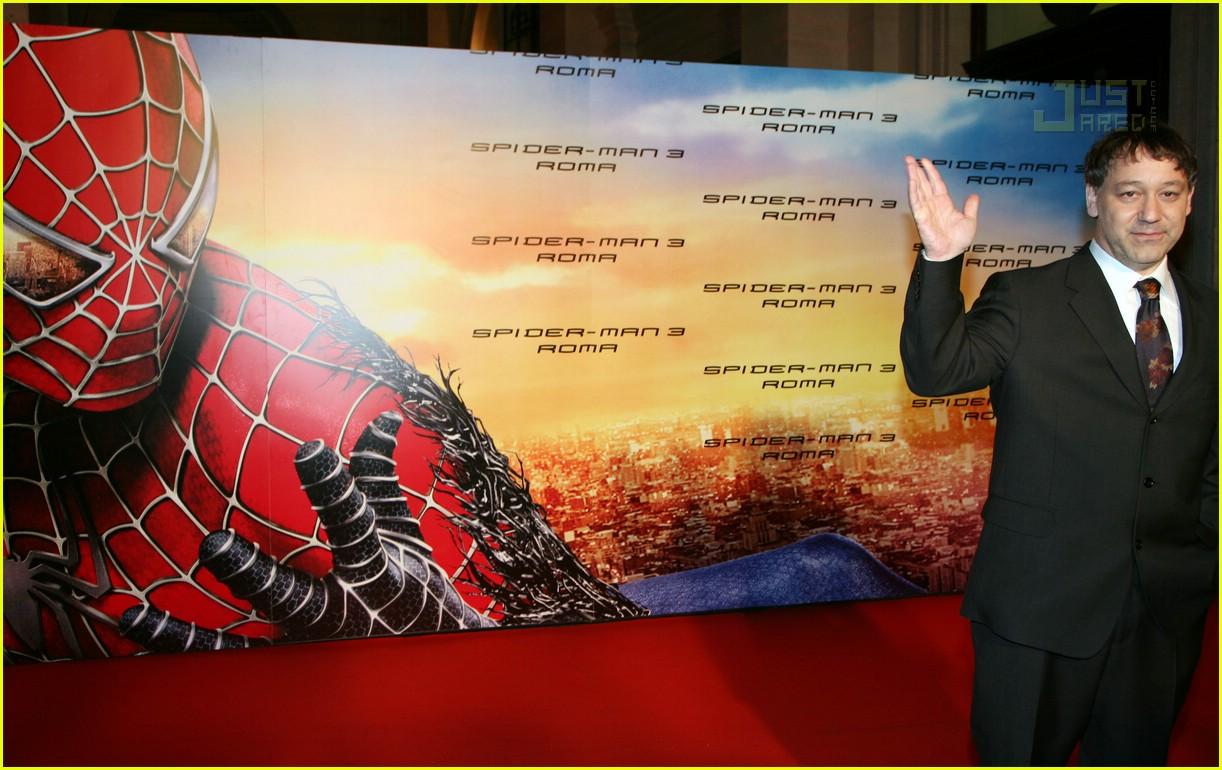 sam raimi spider man 3