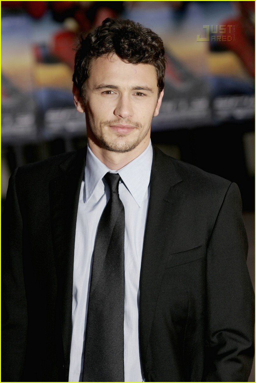 02 james franco spider man uk premiere