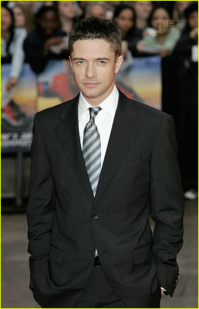 topher grace spider man 3 uk premiere 02