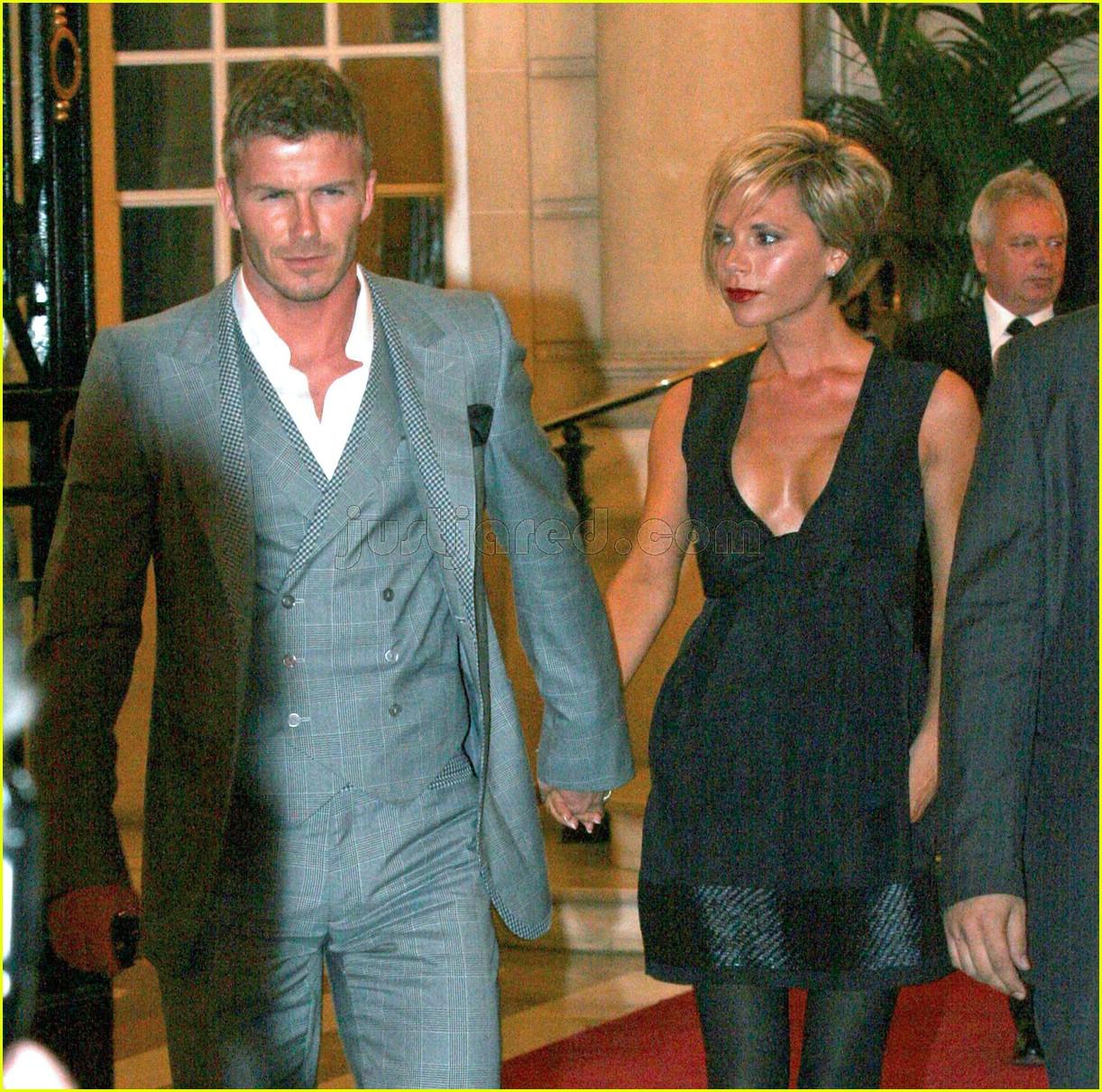 Beckham's Birthday Dinner: Photo 114291