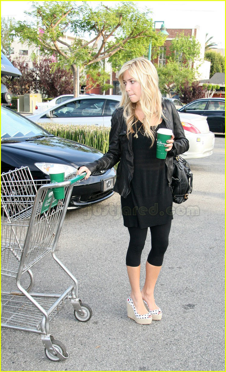 04 kristin cavallari grocery shopping