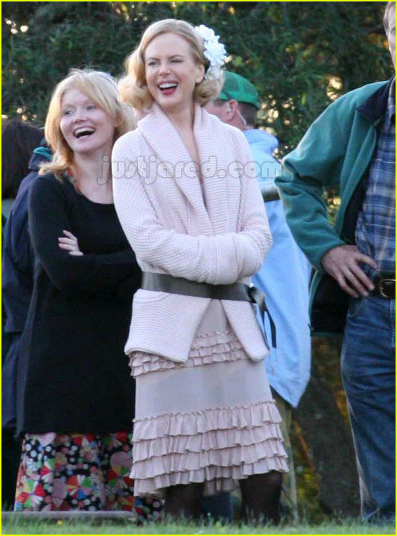 nicole kidman set of australia 04